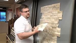 Fliesen Steinoptik Wandverkleidung : mauerverblender naturstein verblender gold quarzite youtube ~ Bigdaddyawards.com Haus und Dekorationen