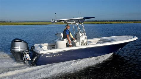Sea Born Boat Warranty by Fx25 Bay Sea Born Boats