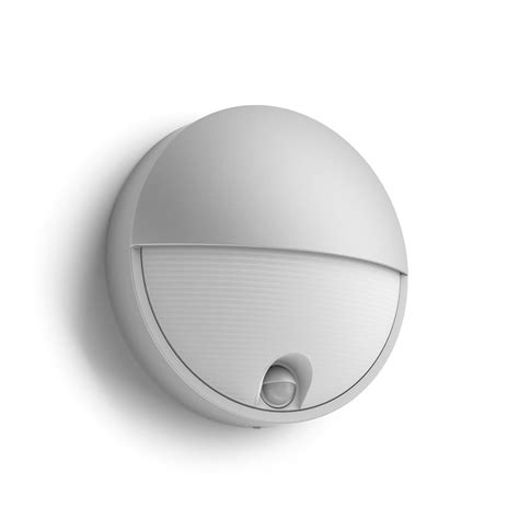 philips mygarden capricorn led outdoor wall light with