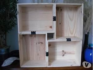 Caisse Bois Vin : meuble caisse de vin meuble caisses de vins stockages ~ Carolinahurricanesstore.com Idées de Décoration