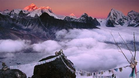Mount Everest Wallpaper (64+ Images