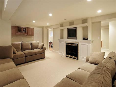 100 amazing basement family room decorating