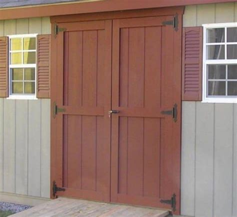 types  shed doors wearefound home design