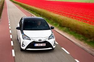 Avis Toyota Yaris : essai toyota yaris 2017 notre avis sur la nouvelle yaris 1 5 vvt i photo 5 l 39 argus ~ Gottalentnigeria.com Avis de Voitures