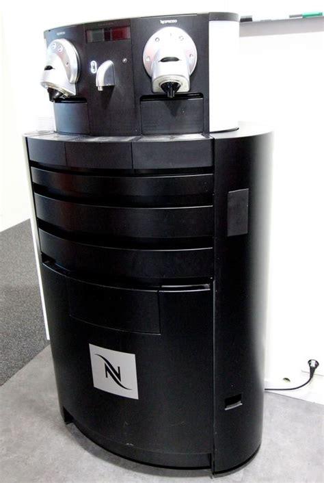 nespresso bureau machine a cafe de marque nespresso gemini cs200 pro et