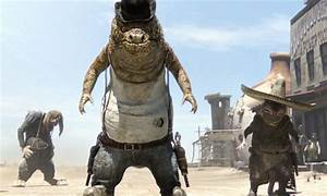 Industrial Light And Magic Jobs Rango Review Film The Guardian
