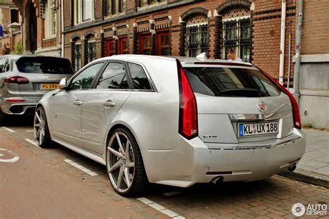 2014 Cadillac Cts-v Wagon First Test