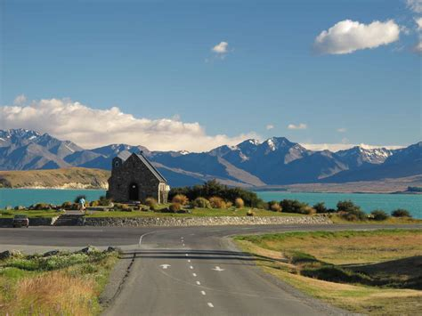 Lake Tekapo E5 Nz Frenzy South Island New Zealand