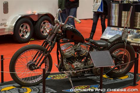 2016 Progressive International Motorcycle Show