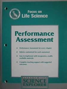 Focus on Life Sciences Assessment Book (CA)(P) [0618708146 ...