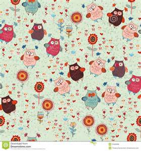 Cute Owl Vintage Backgrounds Tumblr