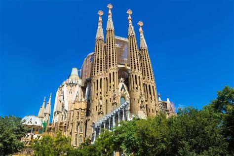 Sagrada Família Barcelona, Spain  Tourist Attractions
