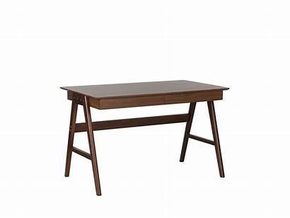 Desk Office 120 Wood Sheslay Schreibtisch Dark