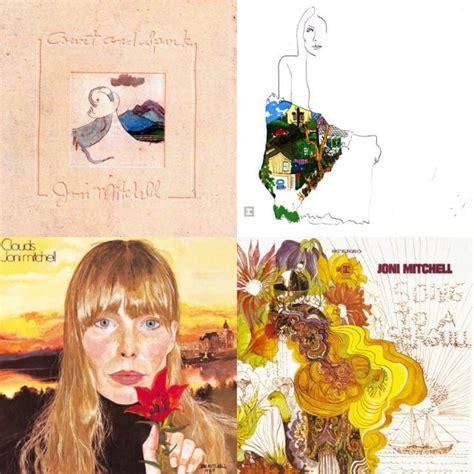best joni mitchell albums joni mitchell the studio albums 1968 1979 rhino