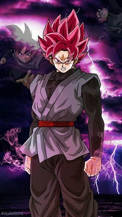 Goku Rose Super Saiyan Dragon Ball Ssjr