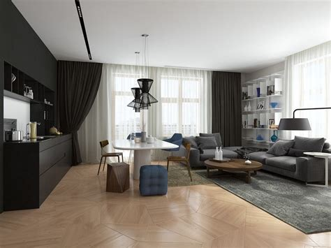 Handsome Small Apartments With Open Concept Layouts by 1000 Images About Living Room Designs On Open