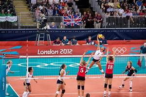 Women's Olympic Volleyball at Earl's Court – A Life In London