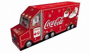 Coca cola weihnachtstruck adventskalender