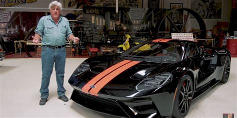 Jay Leno's Car Collection Is