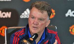 Louis van Gaal out to regain top billing in Manchester as ...