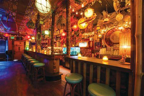 Tiki Bar by Tiki Takedown A Battle Of Milwaukee Tiki Bars