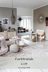 Farbtrends 2015 Wohnen : ist das bei dir ja trendfarben 2019 w nde ~ Watch28wear.com Haus und Dekorationen