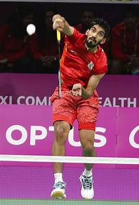Shuttler Srikanth scripts history, becomes World No.1