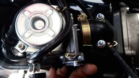 How To Adjust Your Throttle Cable On Your Scooter