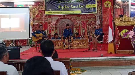 "Sakitnya aku mencintaimu karya : Musikalisasi Puisi Laskar Panghulun Pangkung dengan Judul ""Bali"" - YouTube"