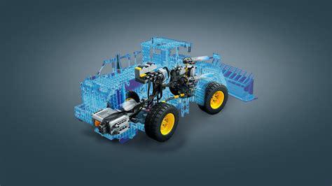 Lego Technic 42030 Remote Controlled Volvo L350f Wheel Load Toys