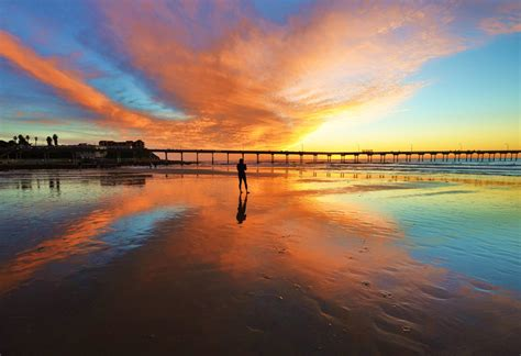 San Diego Community News Group Iconic Ocean Beach Pier