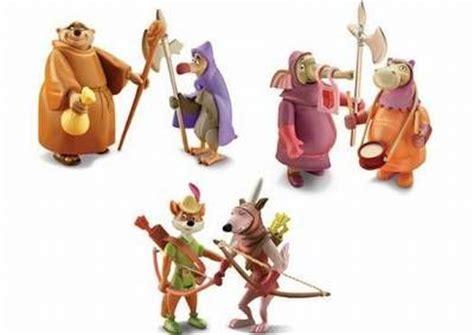 disney heroes robin hood blisterpack von famosa toyspiel