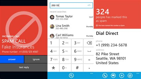 truecaller real time caller id arrives for windows phone 8 1