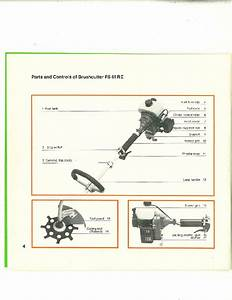 Stihl Fs 61 Trimmer Owners Manual