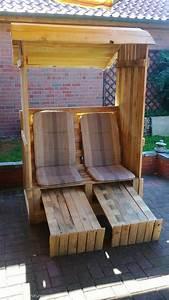 Strandkorb Aus Paletten : 25 best ideas about wooden pallet furniture on pinterest wooden pallet crafts wood pallets ~ Whattoseeinmadrid.com Haus und Dekorationen