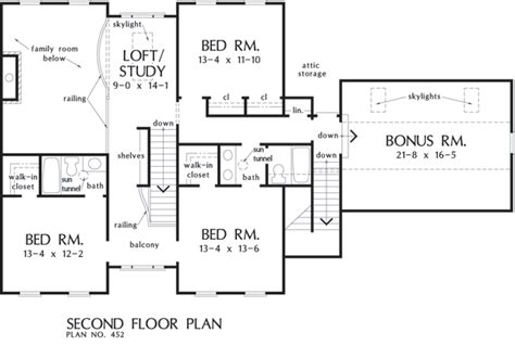 upstairs house plans home plan of the week the arbordale 452