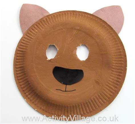 wombat mask craft