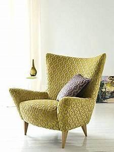 Sessel Modern Design : ohrensessel modern sessel mit samt stoff unbedingt kaufen ~ A.2002-acura-tl-radio.info Haus und Dekorationen
