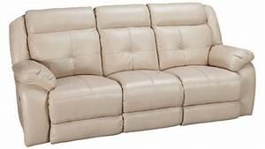 Futura omega omega leather power sofa recliner jordan39s for Sectional sofas jordans