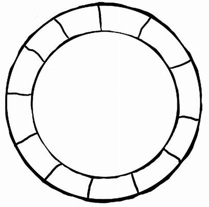 Blank Designs Circle Photoshop Beginners Templates Shield
