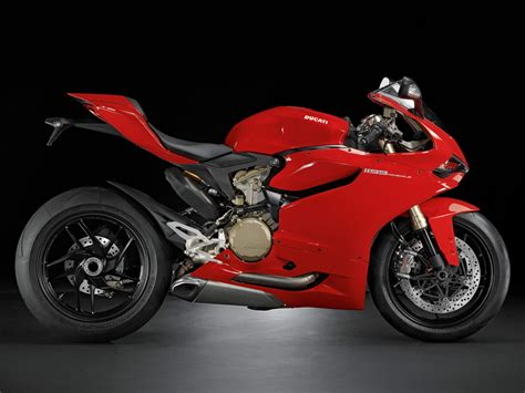 2012 Ducati 1199 Panigale Motorcycle Desktop Wallpapers