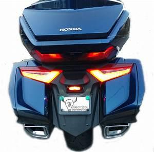 Honda Goldwing    Tour Rear Led Reflector Light Kit  U2013 Electrical Connection