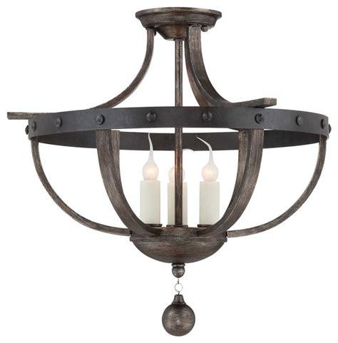 savoy house lighting alsace transitional semi flush mount