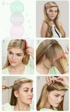 1950s Hairstyle Tutorial by 1950s Hairstyles Tutorial Search S Domain