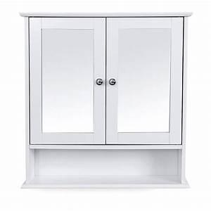 armoire salle de bain pas cher maison design modanescom With meuble miroir salle de bain pas cher