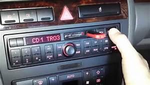 Modu U0142 Audi Gold  Mp3 Usb Sdhc Bluetooth Aux  Dla Radia