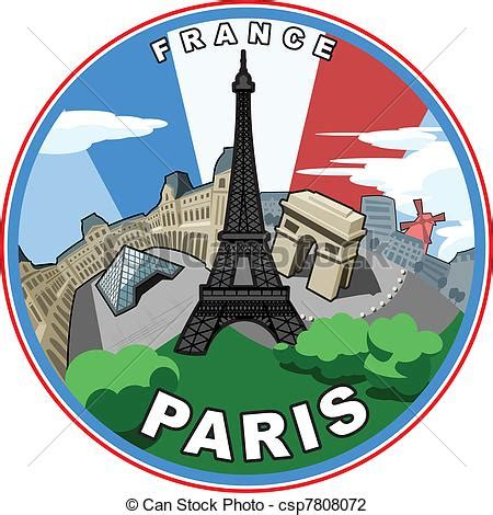 clipart  paris france   cliparts  images