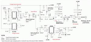 Simple Cell Phone Jammer Wiring Diagram Schematic 2