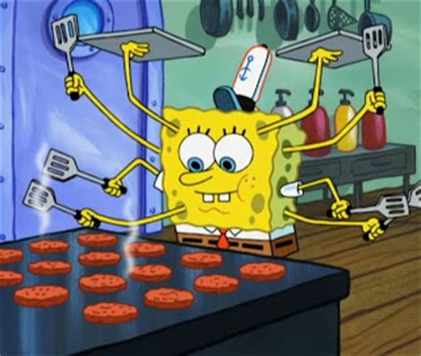 spongebob cuisine 5 career tips from spongebob squarepants the