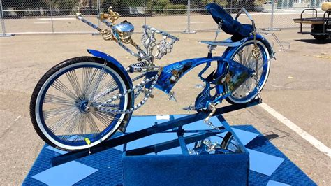 Low Rider Bike Custom
